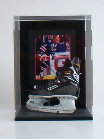 Shadow Boxing for Sports Memorabilia
